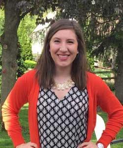 Sarah Kolaczynski.