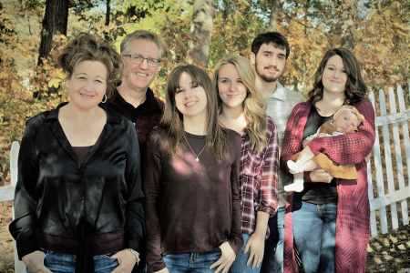 Pastor Jack Wilson and family